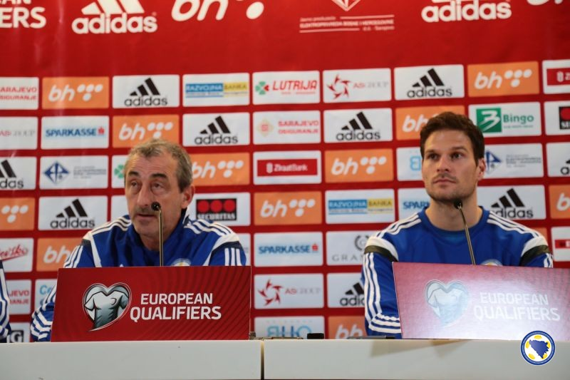Video: Baždarević i Begović na pressu Zmajeva – Zenicablog