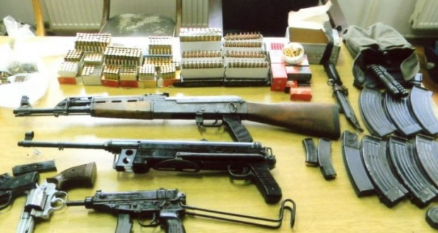 Oružje zapljenjeno od građana