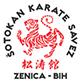 Sotokan karate savez ZDK Zenica logo 80px