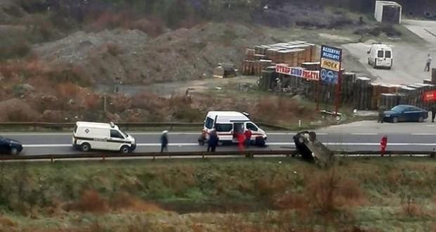 Teška saobraćajna nesreća