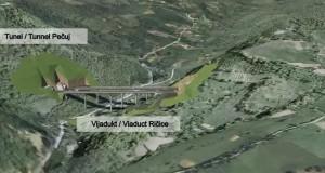 Tunel Pečuj