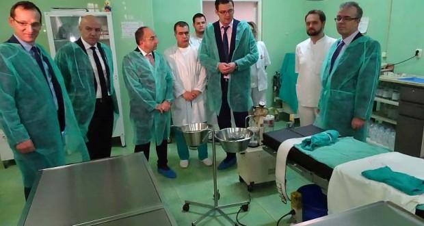 Donacija opreme za zeničku bolnicu