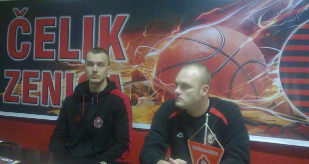 Armin Bilić u OKK Čelik do kraja sezoneArmin Bilić u OKK Čelik do kraja sezone