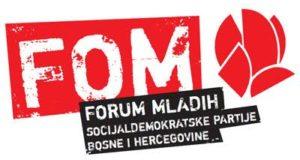 Forum mladih Gradske organizacije SDP BiH Zenica upućuje iskrene čestitke povodom 25. maja