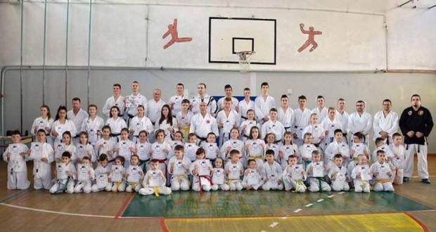 Karate klub REI Zenica uspješan u Prijedoru