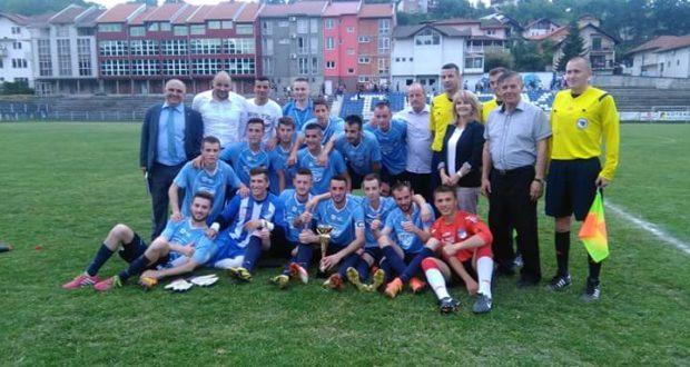 NK TOŠK pobjednik Kupa ZDK 2015.