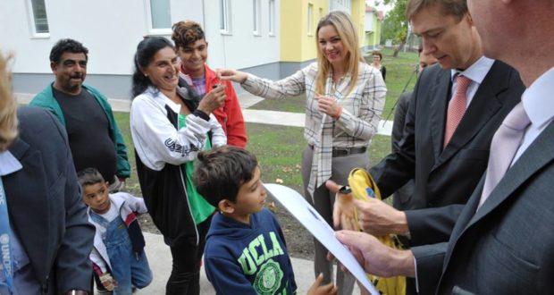 Podrška socijalnom uključivanju romskih porodica