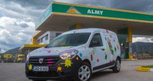 Saradnja Autocentra Beganović i kompanije Almy