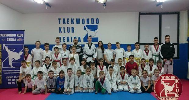 Taekwondo klub Zenica uspješno završio sezonu