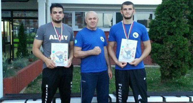 Uspjeh KBK Isak na Balkanskom prvenstvu
