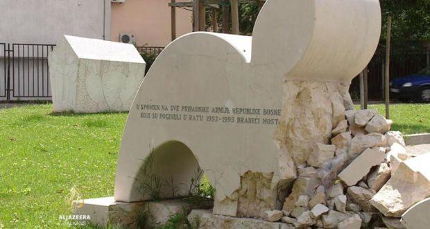 U BiH nakon rata podignuto 2.500 spomenika