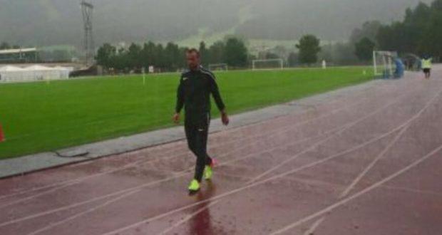 Amel Tuka na kiši