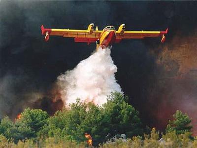 BiH jedina u regiji nema letjelice za gašenje požara