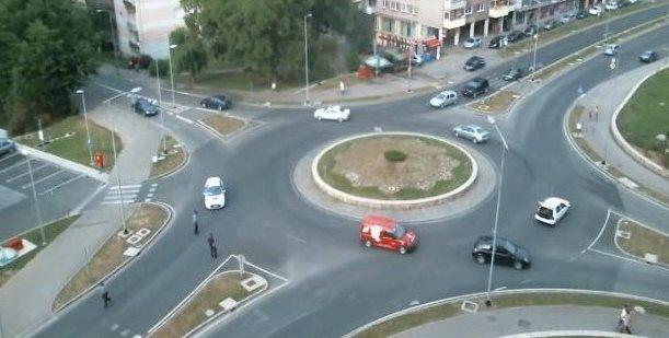 Kružni tok u Zenici