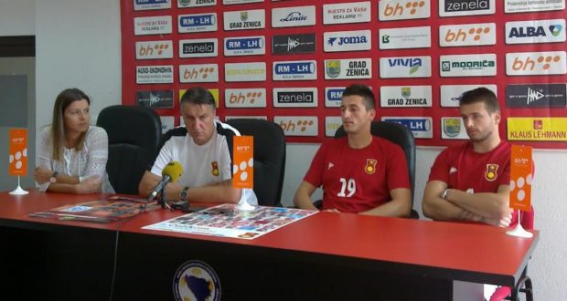Press u NK Čelik 1 a