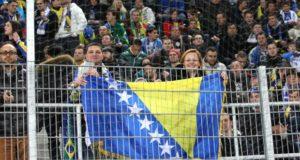Navijačima BiH 1.750 ulaznica po 10 eura