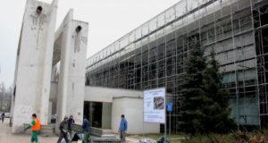 Rekonstrukcija Bosanskog narodnog pozorišta u Zenici