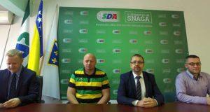 Sa pressa SDA Zenica