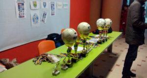 5-Pehari i medalje za najbolje na turniru