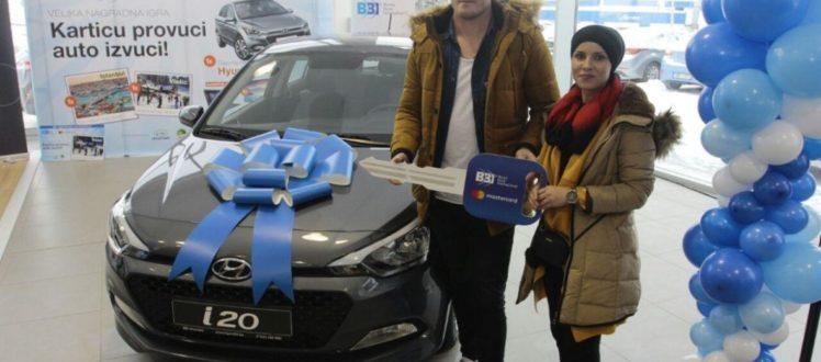 BBI banka i Hyundai uručili vrijedne nagrad