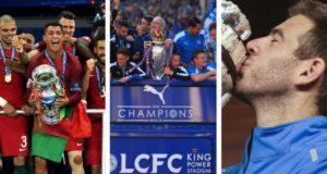 Deset najvećih sportskih iznenađenja u 2016. godini