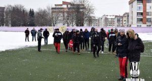 Otkazana prijateljska-pripremna utakmica u Visokom NK Bosna –NK Čelik
